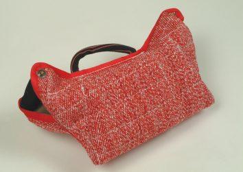 Perna muscatura din material sintetic bumbac francez