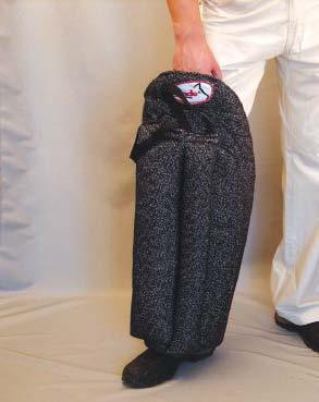 Protectie de picior cu 2 bare de priza
