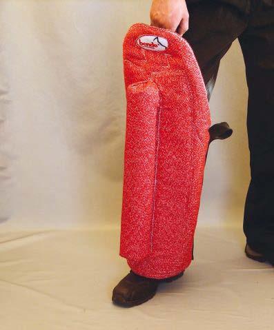 Protectie de picior cu bara de priza