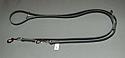 Lesa din piele pentru dresaj adjustabila 16x2400mm carabina obisnuita