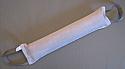 Baton 10x60cm din piele 2 manere