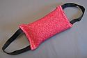 Baton 10x30cm rosu cu 2 manere