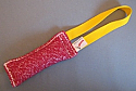 Baton 4x15cm rosu