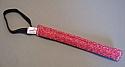 Baton 2,5x30cm rosu