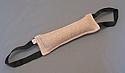 Baton 6x30cm din iuta 2 manere