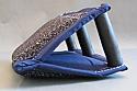 Perna pentru muscatura cu trei manere din material sintetic bumbac francez