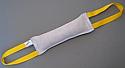 Baton 5x25cm din piele 2 manere